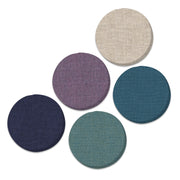 "ADW Acoustic Panel Circle Kit - 5 Pieces 24"" diameter x 1"""