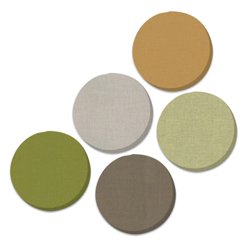 ADW Acoustic Panel Circle Kit - 5 Pieces 24