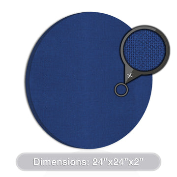 [2-Pack] ADW Acoustic Panel Circle - 24