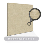 "ADW Acoustic Panels Square - 24"" X 24"" X 2"""