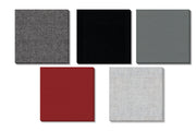 "ADW Acoustic Panel Square Kit - 5 Pieces 24"" X 24"" X 1"""