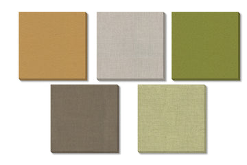 ADW Acoustic Panel Square Kit - 5 Pieces 24