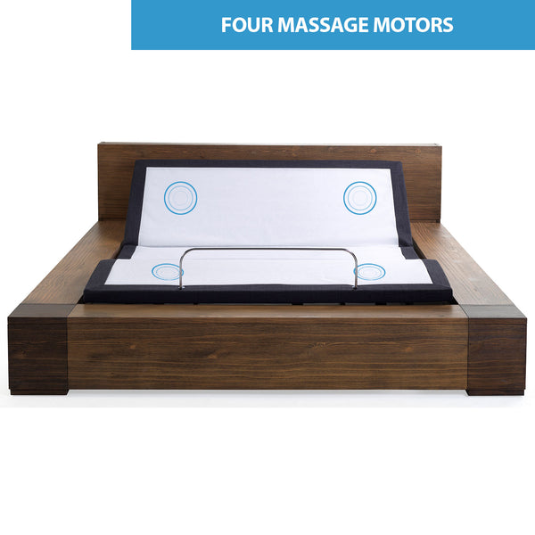 Premium Adjustable Bed Frame with Massage