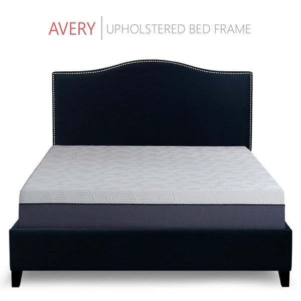 Avery Upholstered Platform Bed, 50
