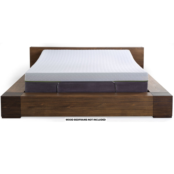 Build Your Own King Adjustable Sleep System with Power Base and Mattress - BlissfulNights.com