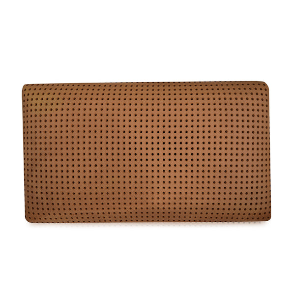 Ventilated Copper Memory Foam Pillow - Washable Cover