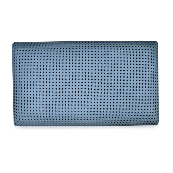 Ventilated Gel Infused Memory Foam Pillow - Washable Cover - BlissfulNights.com