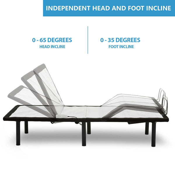 Adjustable Bed Frame and 10