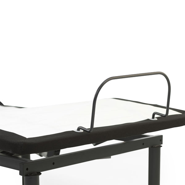 Adjustable Bed Base with Wired Remote - - BlissfulNights.com