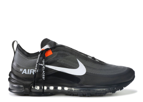 Nike Air Max 97 Off White Black - kicks International