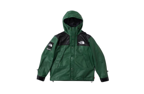 Supreme x The North Face FW18 Jacket 'Green' - kicks International