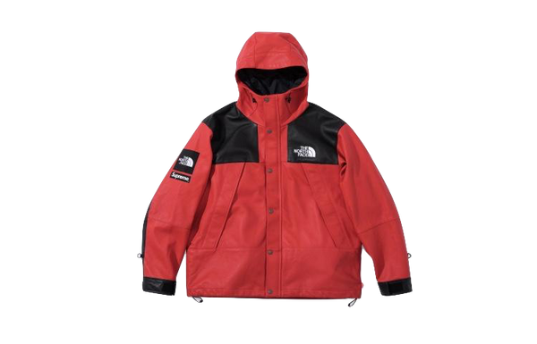 Supreme x The North Face FW18 Jacket 'Red' - kicks International