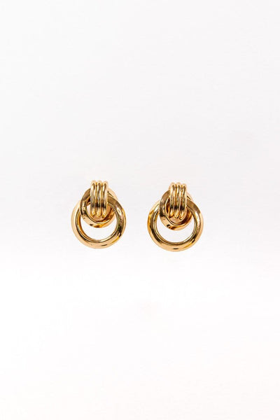 Mini Knocker Earrings