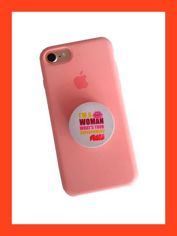 POP SOCKET PUSH