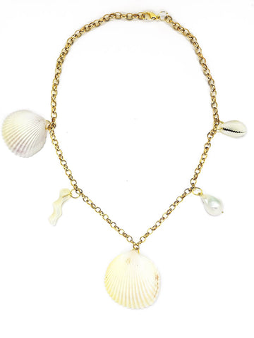 Conchas Necklace