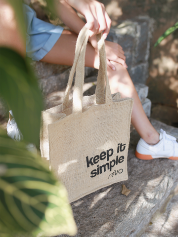 ecobag keep it simple