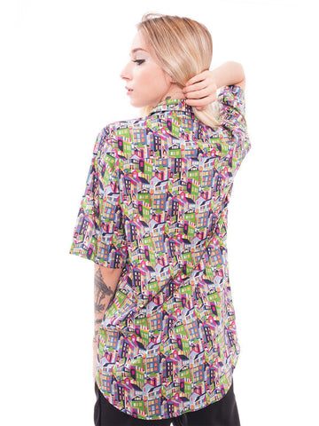 Camisa oversized CITY Liberty London