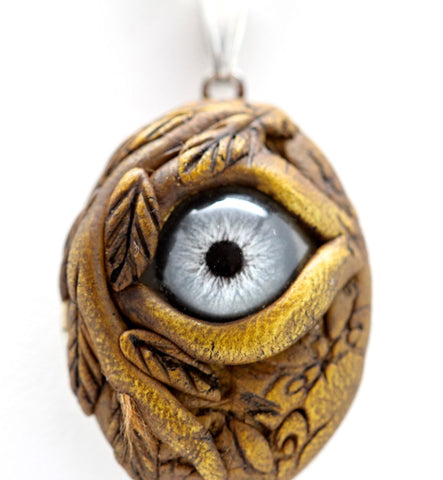 Eye of Protection Locket The Beholder