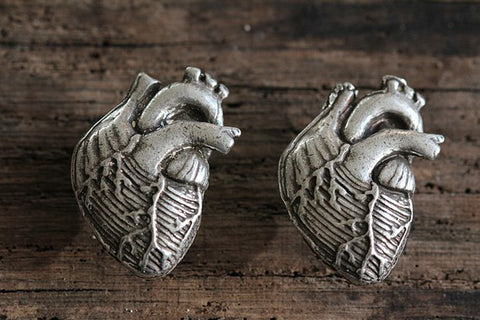 Anatomical Heart Knob