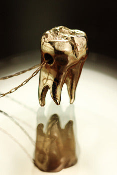 Gold Wisdom Tooth