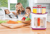 Image of DailyMother™ 4-in-1 Baby Food Maker - Food Processor to Steam, Puree, Blend Homemade Food + Insulation Bags