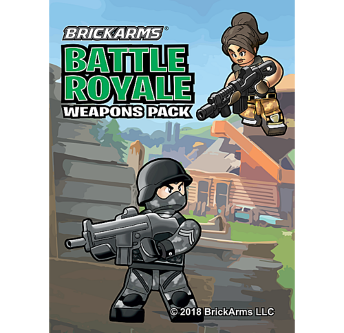 Brick Arms Battle Royal Pack