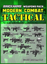 Load image into Gallery viewer, BrickArms Modern Combat Tactical Pack