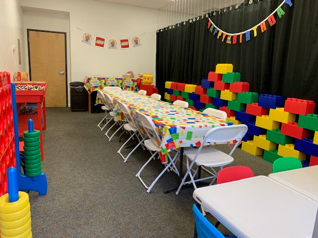 Party Room Rental Package