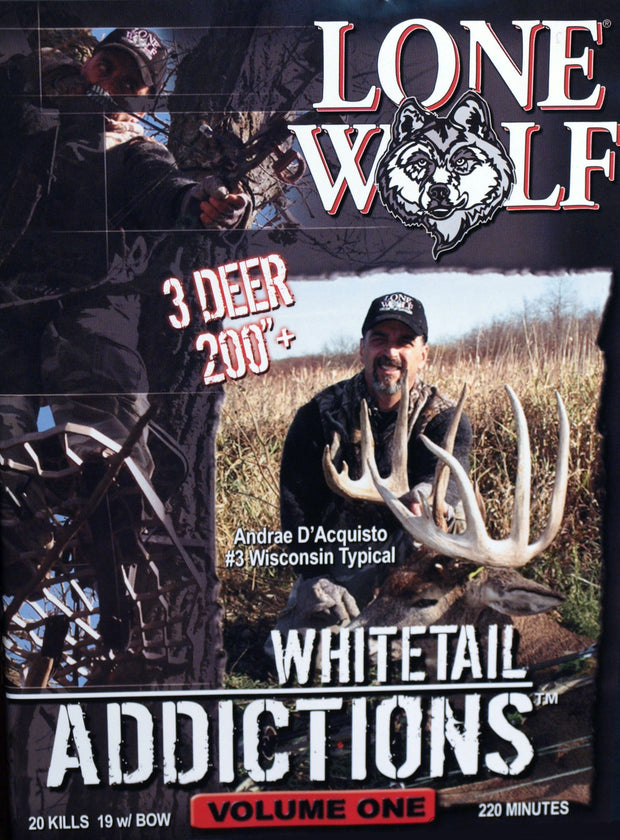 Whitetail Addictions - Volume 1