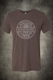 Lone Wolf Custom Gear Stamp T-Shirt