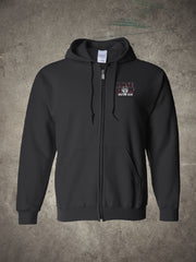 Lone Wolf Mobile Hunter Full-Zip Hoodie