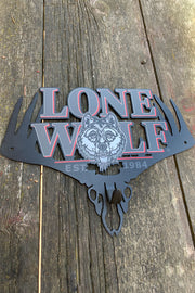 Lone Wolf Mini Hanger by RAXX