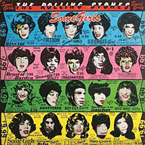 Rolling Stones - Some Girls - LP