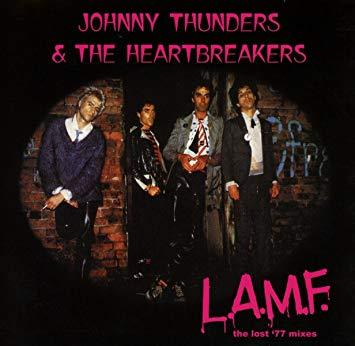 Johnny Thunders - L.A.M.F. The Lost '77 Mixes - LP