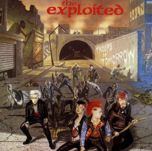 The Exploited - Troops of Tomorrow - LP