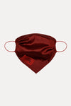 Dilara Mask - Red Grosgrain