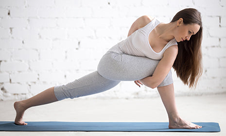 9 Yoga Poses For Healthy Digestion