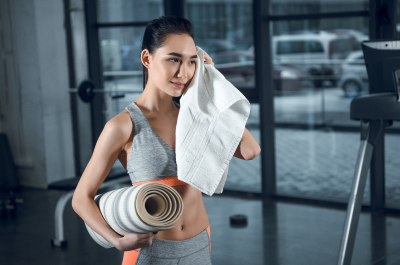 Why is A Yoga Towel Necessary for a Better Grip?