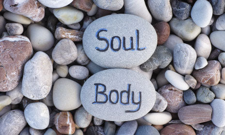Health is a state of complete harmony of the Mind, Body & Soul...