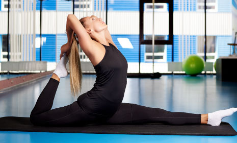 Yoga is another resource that can be of great assistance to our mental health.