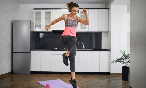 Cardiovascular exercises are exercises that works by boosting a person's heart rate.
