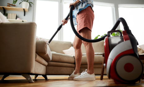 Benefit of De-Cluttering - Time To Clean - majisports