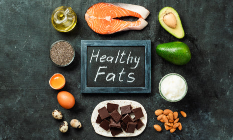 Fat is important too! - Nutrition as the Main Ingredient to Weight Loss - Majisports