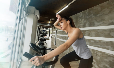 High-intensity exercises