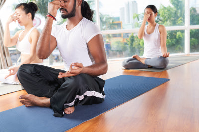 Improves focus on breathing - Why Yoga & Spinning Make for a Great Exercise Combo - majisports