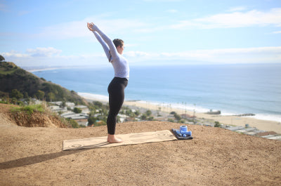 Mountain Pose - Yoga at Home - majisports