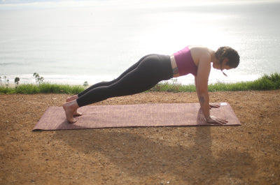 Plank Pose - Yoga at Home - majisports