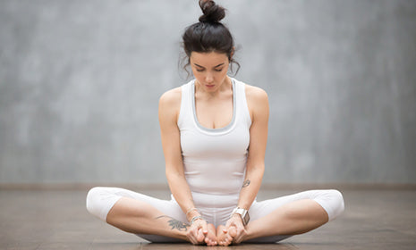 The Bound Angle Pose - majisports.com
