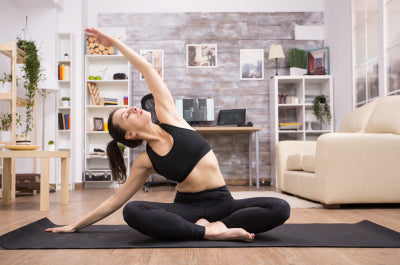 Yoga at home - Majisports