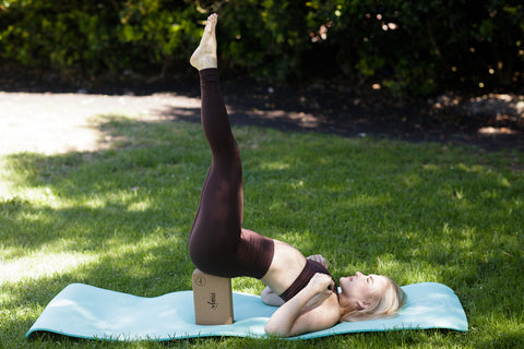 Yoga Block - Why Yoga & Spinning Make for a Great Exercise Combo - majisports